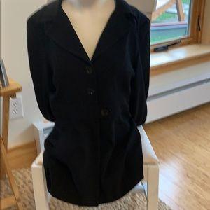 Pea coat Style Blazer by bebe